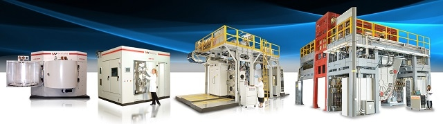 Mustang Vacuum Systems offer a range of easily integrated coating systems to suit different industries of production line sizes.