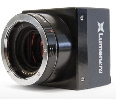 Lumenera provides cameras that match every customer's unique requirements through advanced on-board algorithms within the camera.