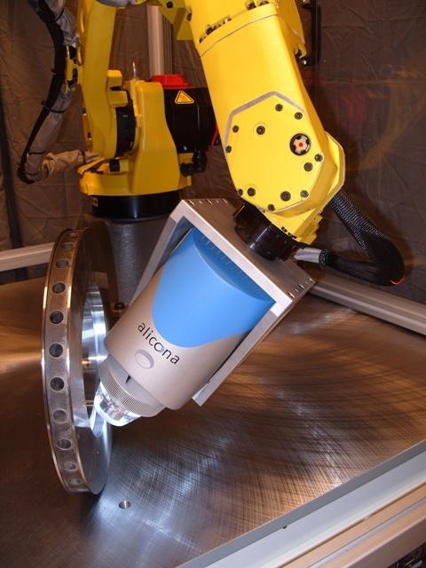 Alicona robot