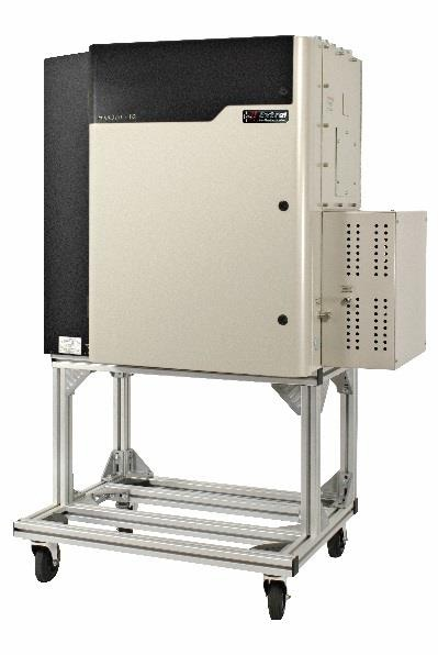 The MAX300-AIR, real-time mass spectrometer, configured for benzene fenceline monitoring