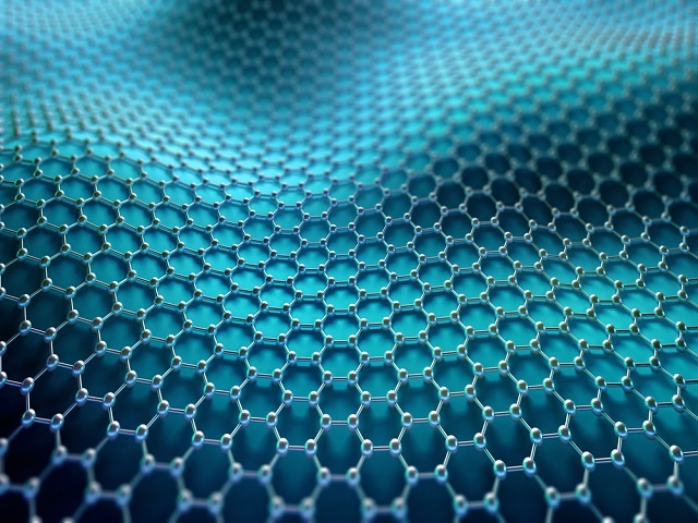 DVS is being used to analyse nanomaterials such as graphene and nanotubes.