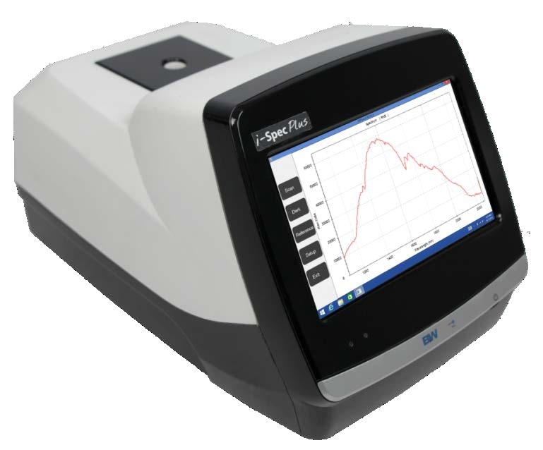 B&W Tek i-Spec Plus NIR spectrometer