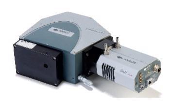 The iDus InGaAs on a Shamrock 163 spectrograph.