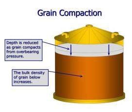 Grain compaction