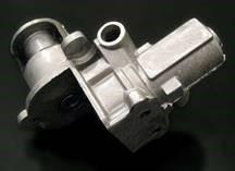 Exhaust gas recirculation housing