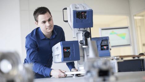 Optical 3D Strain Measurement with PSV-500-3D