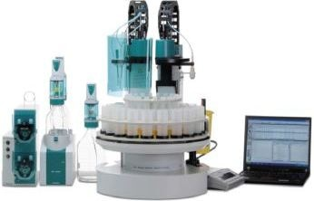 Metrohm Fully Automatic TAN and TBN Titration System