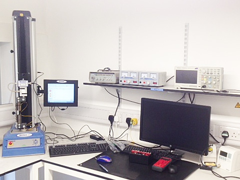 The MultiTest has a small footprint and is easily housed in the Bioengineering laboratory