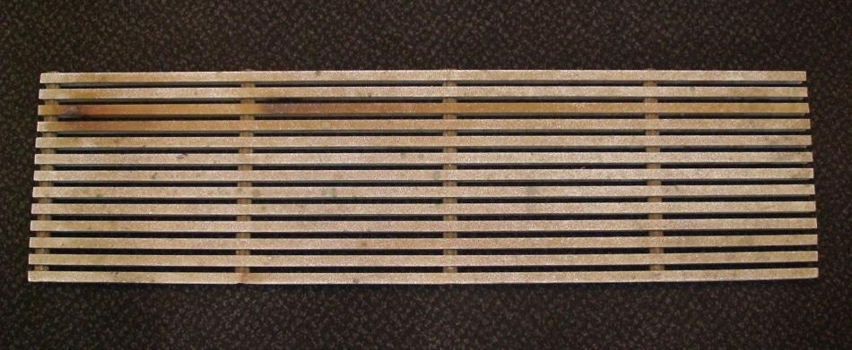 Strongwell's vinyl ester pultruded grating, DURAGRID® VE