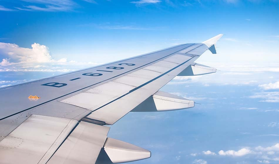EAP actuators could be used to replace heavy parts in aircraft wings.