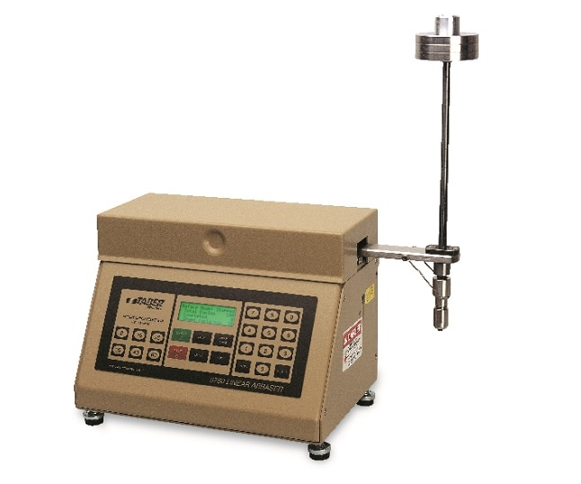 The Linear Abrasion Tester from Taber Industries