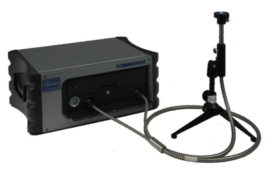 QuasIR™ 2000 portable FT-NIR spectrometer