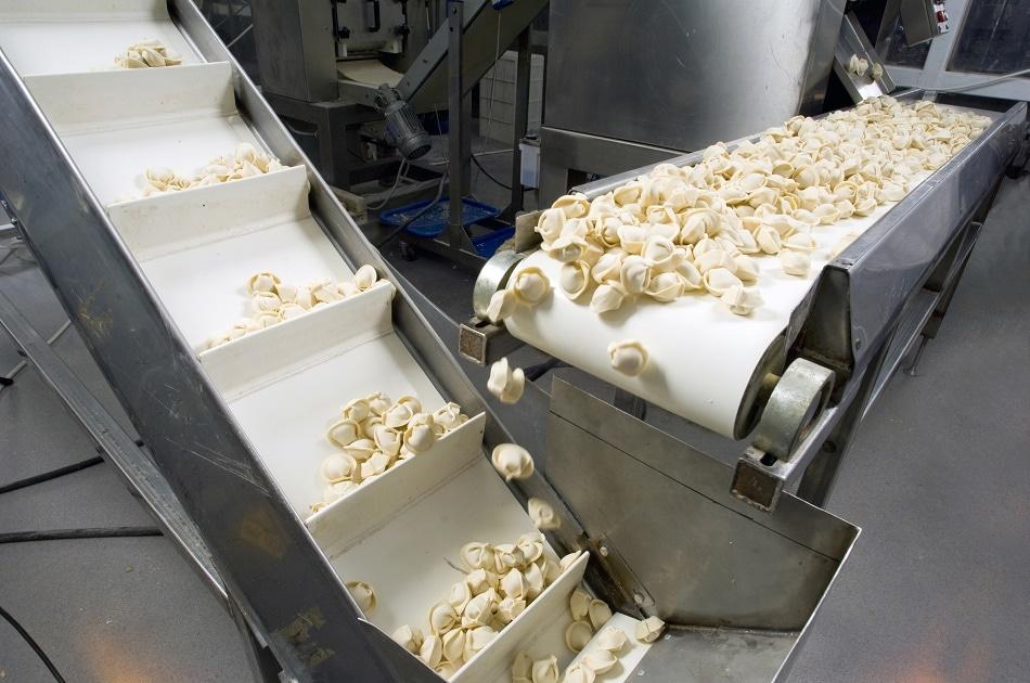 pasta making factory
