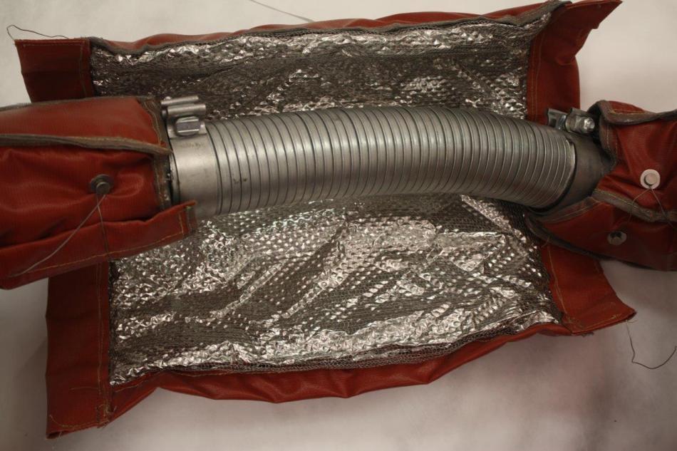 MineWrap Mark II stainless steel inner liner