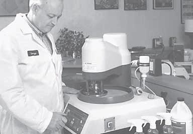 PHOENIX Specimen Preparation System