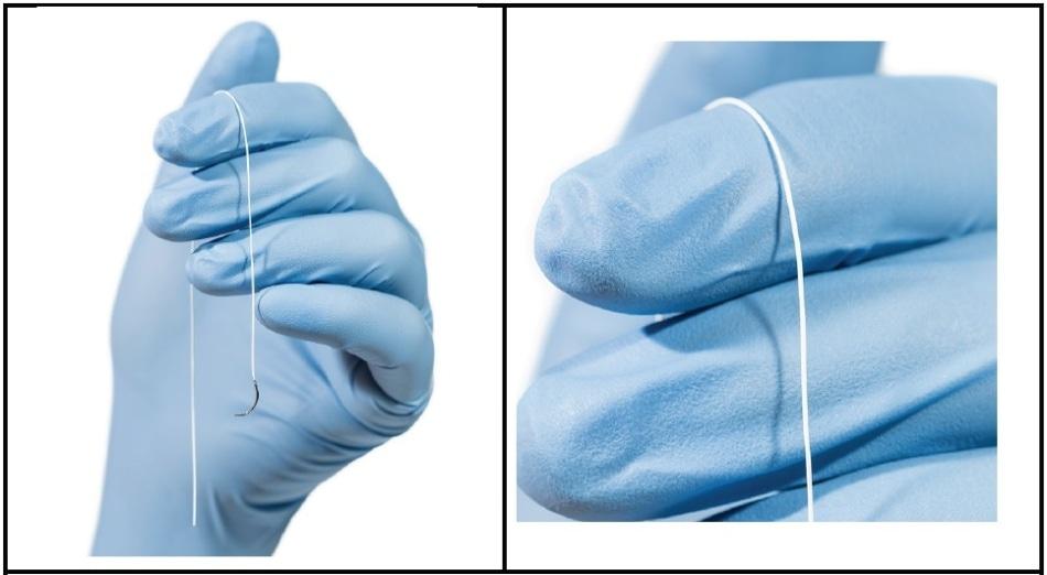 Zeus Aeos® ePTFE monofilament non-absorbable suture