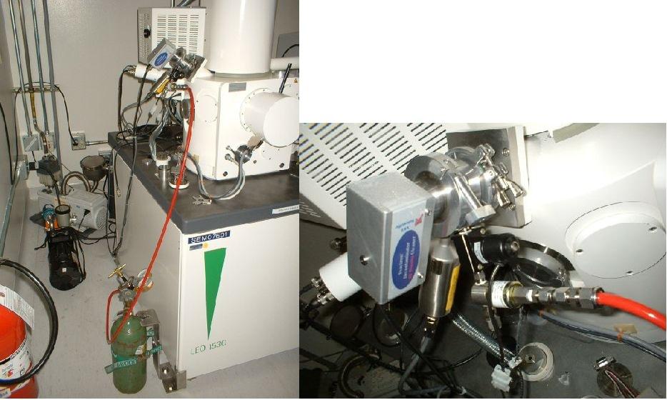 Evactron Decontaminator low energy plasma cleaner