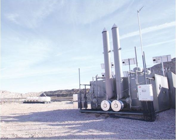 Remote Communication for Oil and Gas Operations