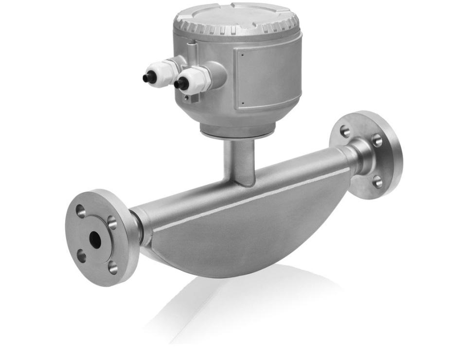 CoriolisMaster Mass Flowmeter