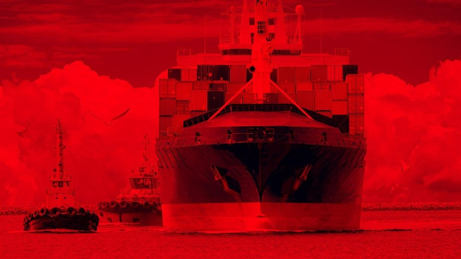 Optimizing Fuel Usage for Container Ships
