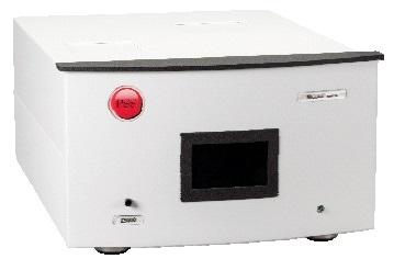 Nicomp DLS system
