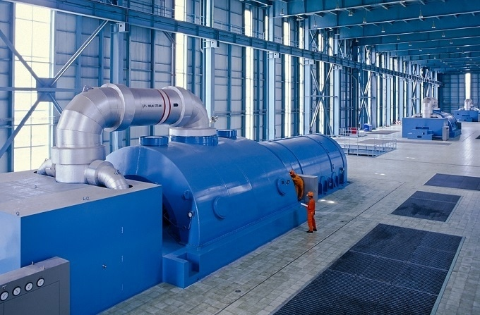 hydrogen in the power generation industry