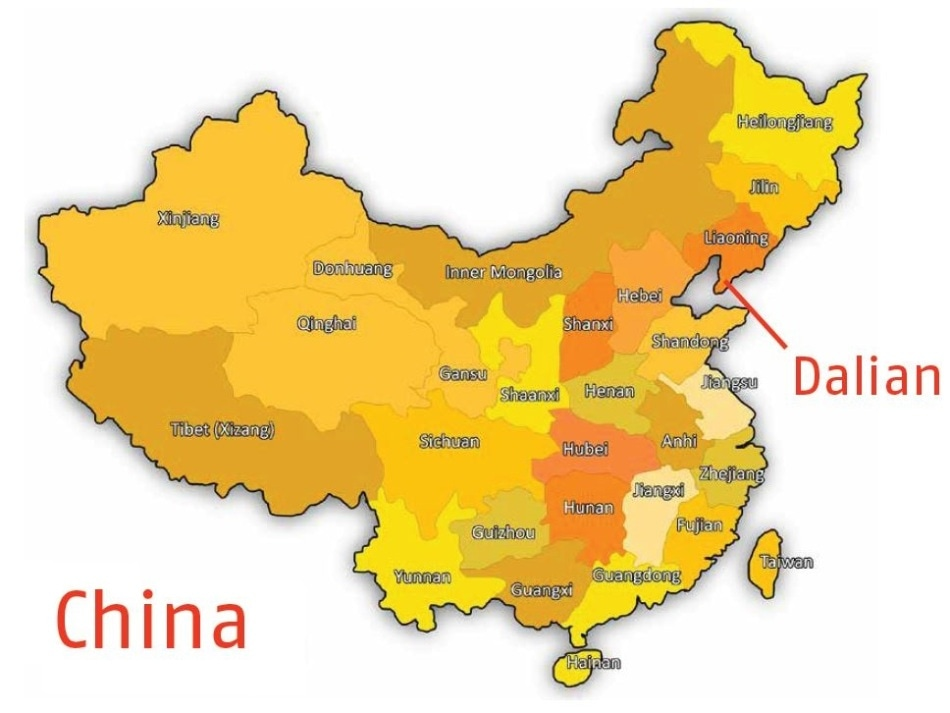 Dalian oil spill