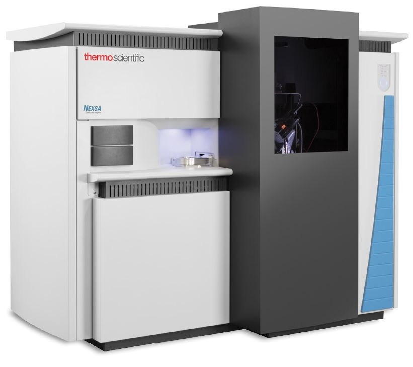 Thermo Scientific iXR Raman Spectrometer coupled to a Thermo Scientific Nexsa XPS System