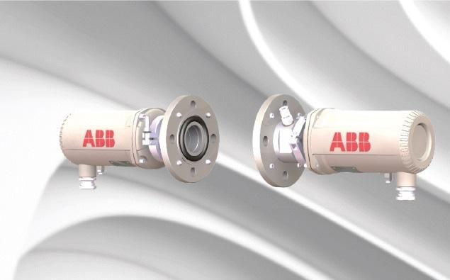 Diode laser analyzer LS4000.