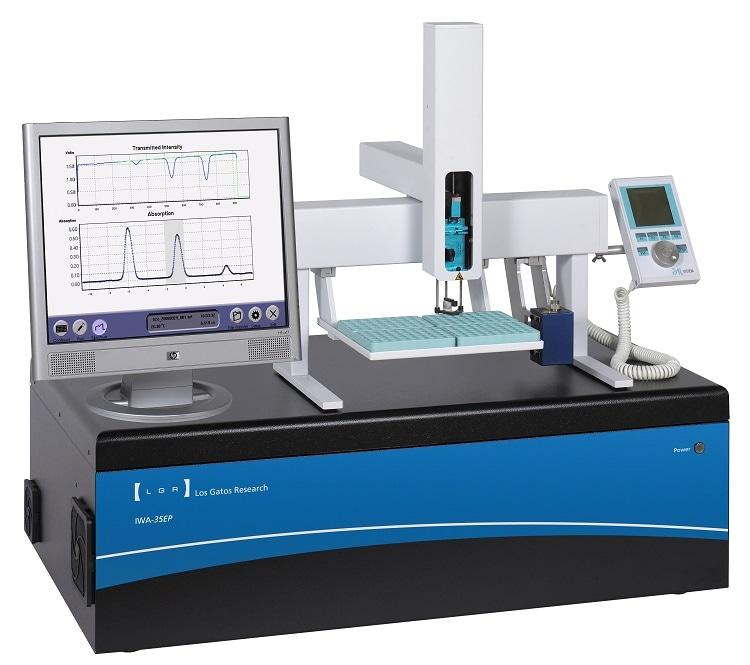 ABB LGR-ICOS Isotopic Water Analyzer