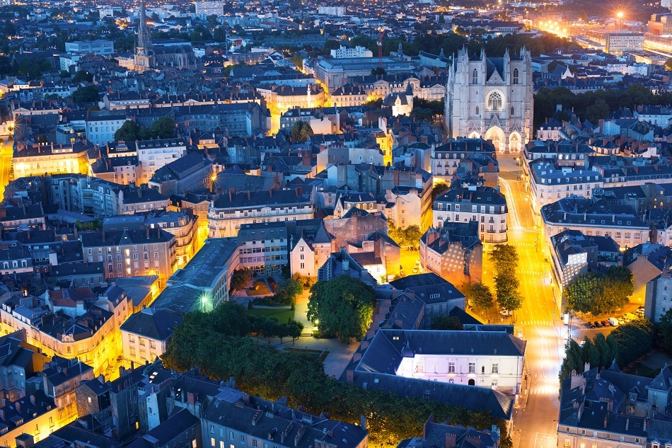 EUROMAR 2018 is taking place this year in Nantes, France. Shutterstock |  SergiyN