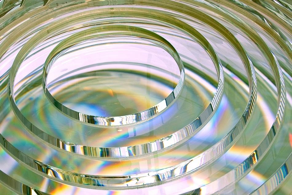 3D-Printed Glass