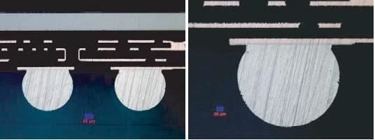 VerduTex 3 µm finishing