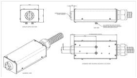 TeraView PolyScan Sensor Head