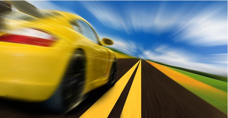Modern automotive components: made possible with advanced composite materials.