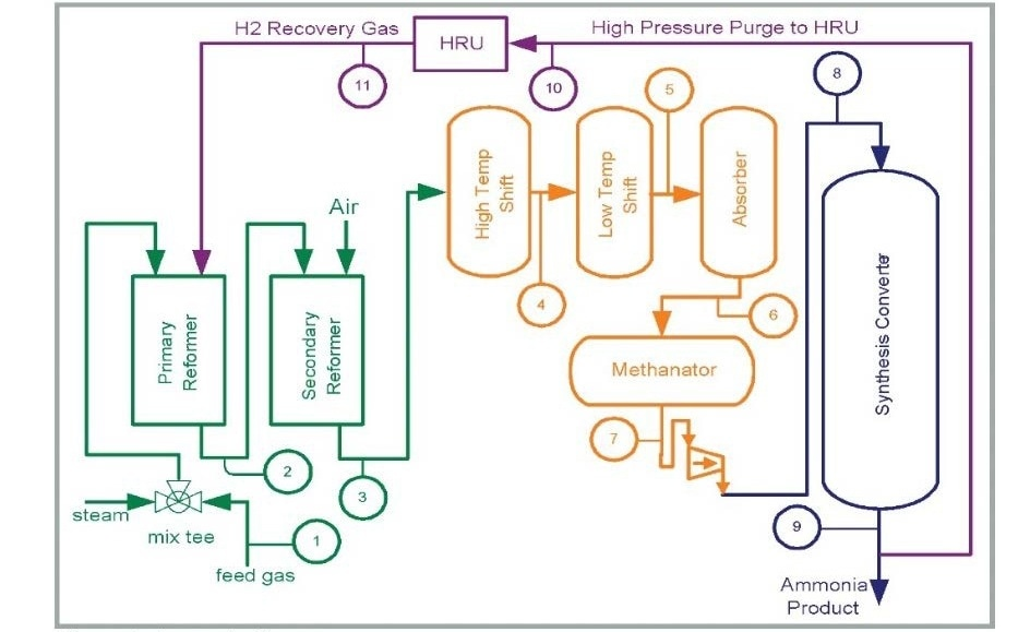 Ammonia Process