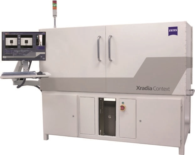 ZEISS Xradia Context microCT offers full context, large field of view, and high throughput imaging