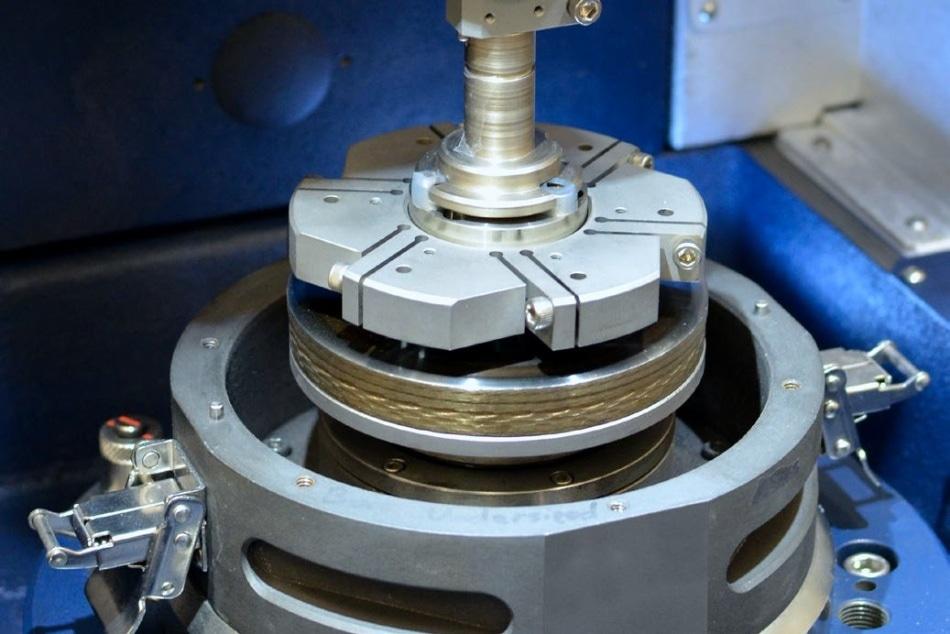 UMT TriboLab Brake Material Screening Tester
