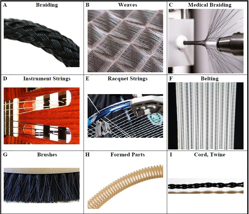 drawn fiber applications and products.