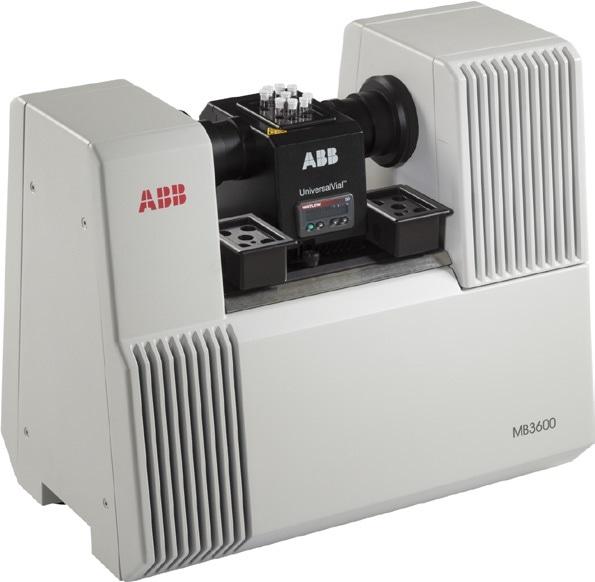 MB3600 spectrometer