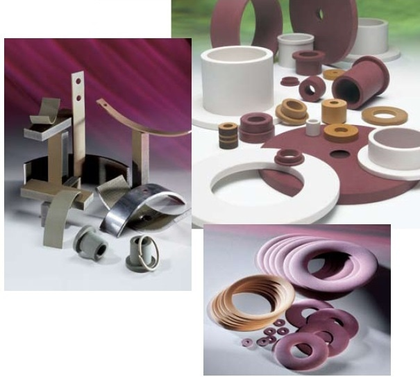 Rulon® wear component and bearing applications