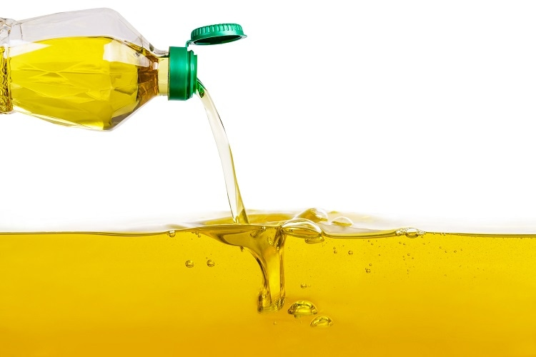 Vegetable oil is one of the components that is converted from Hydrogenation.