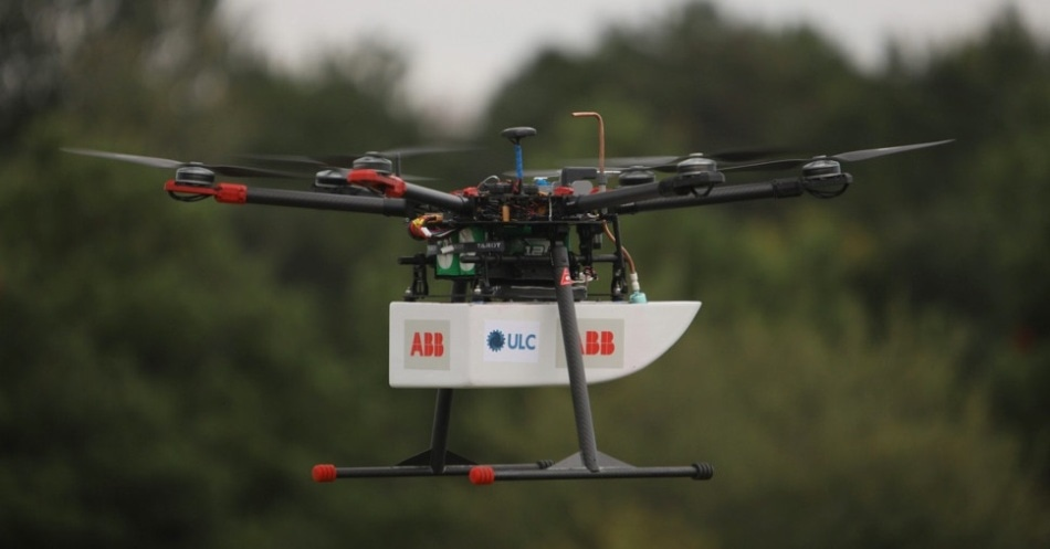 Novel drone-based gas analyzers find leaks anywhere.
