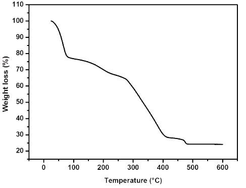 Thermogravimetric analysis