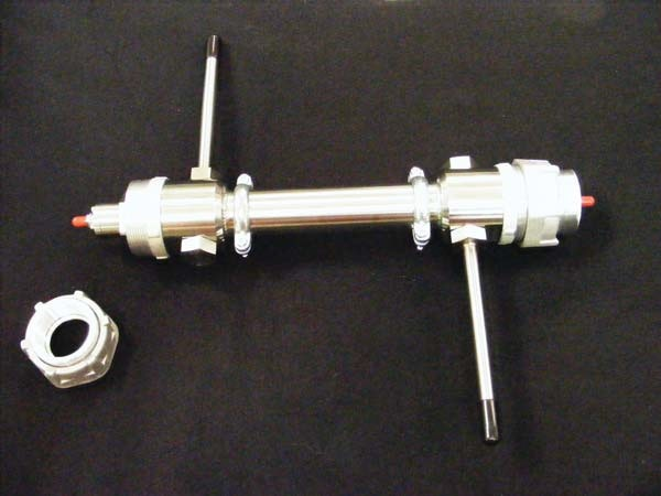 25 cm Gas Flow Cell