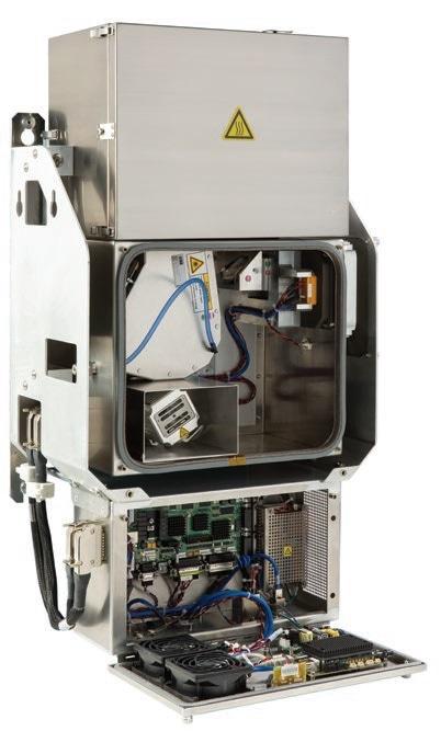 MBGAS-3000CH Process Gas Analyzer