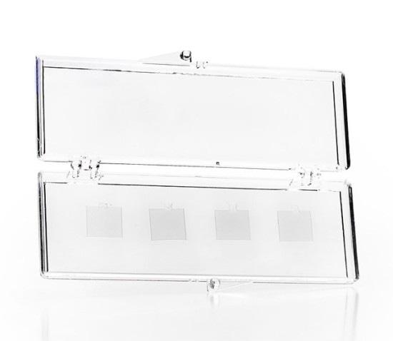 Monolayer graphene on PET (10 mm x 10 mm)