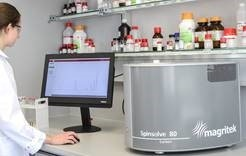 The ground-breaking Spinsolve 80 from Magritek, leading suppliers of benchtop NMRs