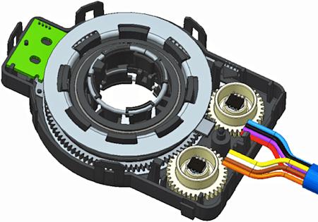 Inside the Magnetorque Plus Sensor