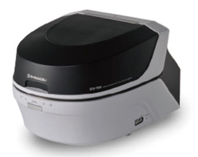EDX-7000 Energy Dispersive X-Ray Fluorescence Spectrometer